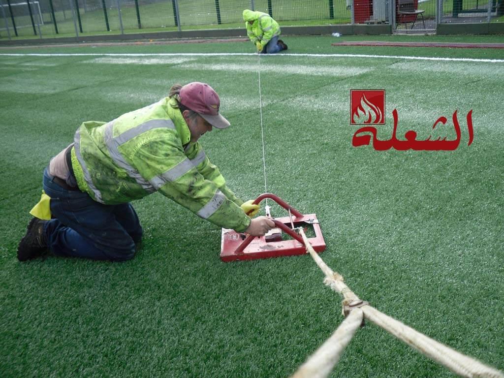 شركة تركيب وتوريد عشب صناعي بالقطيف