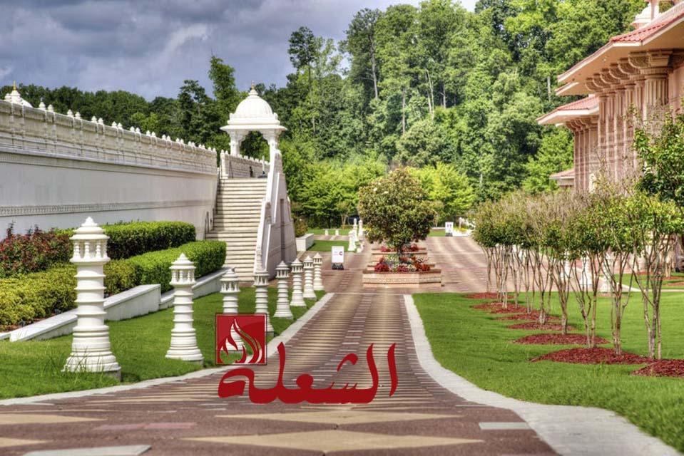 شركة تصميم حدائق بالقطيف